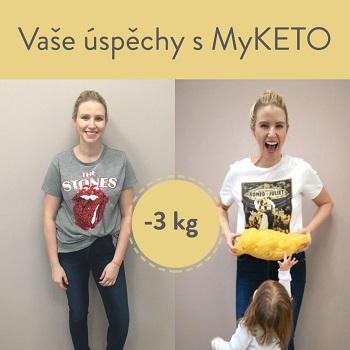 Známá blogerka Tereza s námi zhubla 3 kg tuku