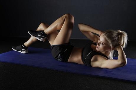 cvičení a hubnutí