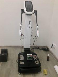 Analýza InBODY - měření tuku, složení těla